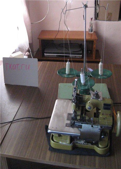 инструкция по эксплуатации оверлок Gn1-2 - фото 3
