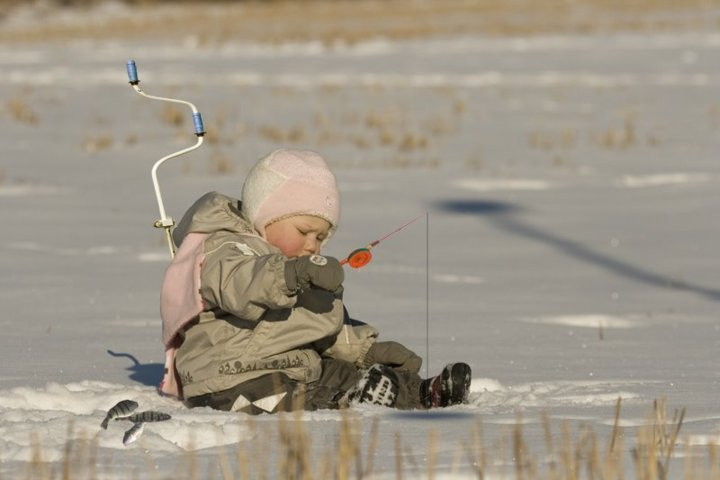Советы по зимней ловле