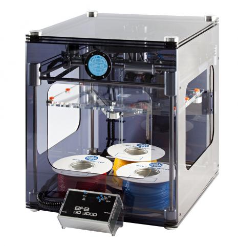 Чудо техники – 3d принтер