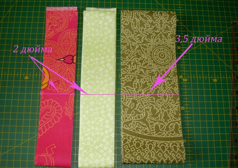Коврики из лоскутков ткани своими руками: пошаговая инструкция 16