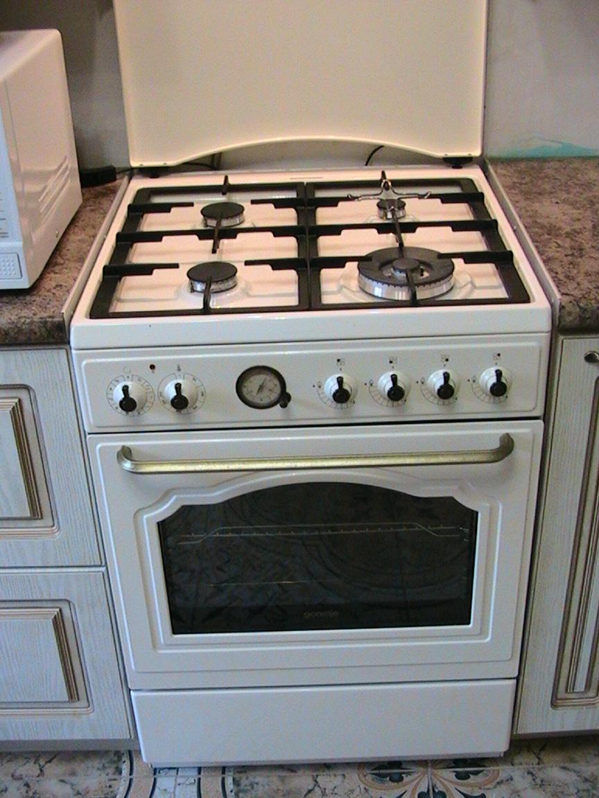 газовая плита горение-инструкция