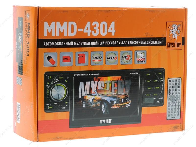 Mystery Mmd-4304 инструкция - фото 8
