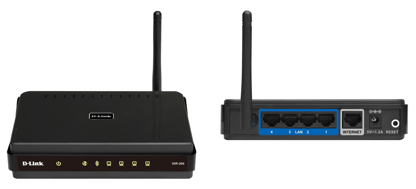D-Link DIR-300 - самый простой и надежный роутер!. маршрутизатор и ...