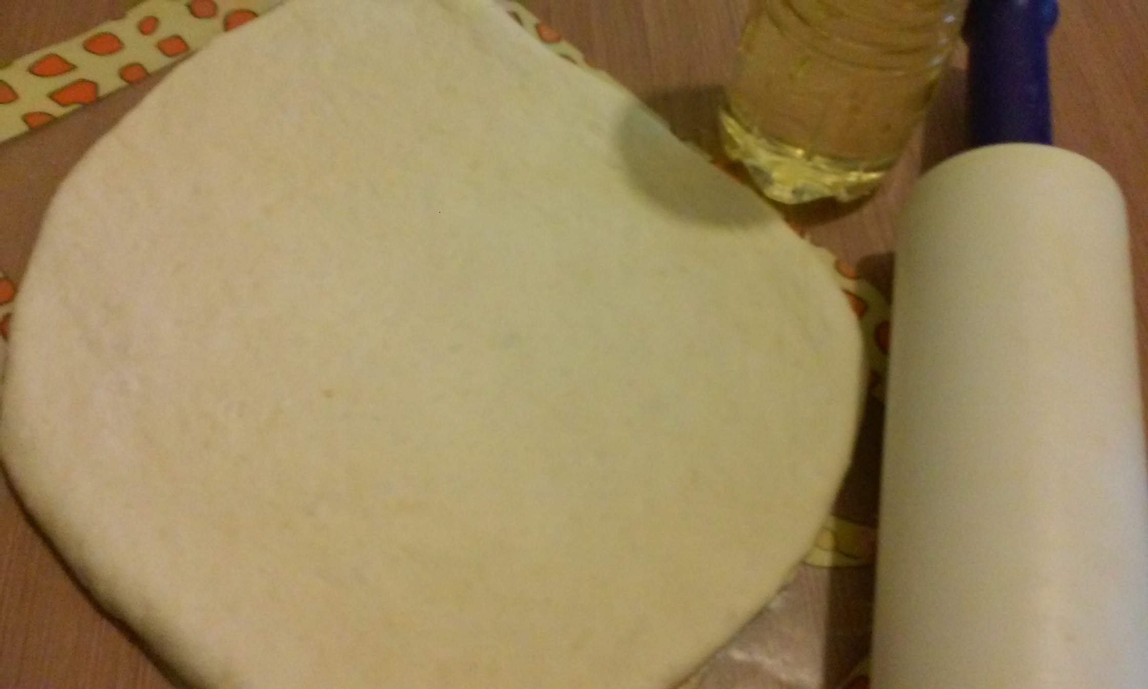 Тесто на кефире на штрудли на кефире