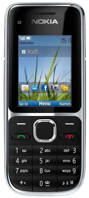 Мобильный телефон nokia c2 01 то что нужно