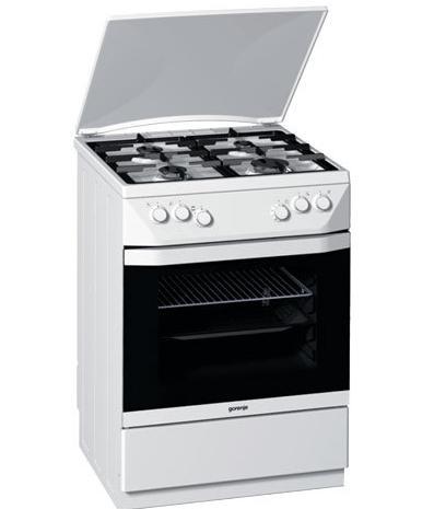 Кухонная плита gorenje g 61220 dw